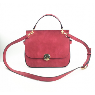 2019 hot sell fashion trend satchel flap saddle bag